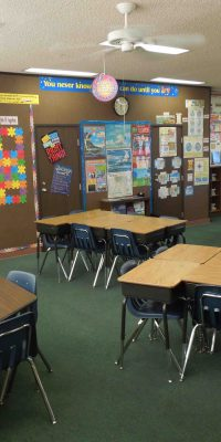Classroom is Ready!