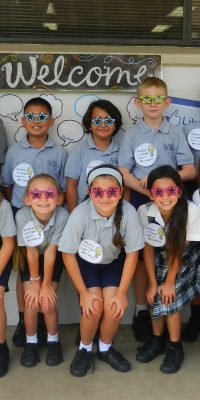 5th Grade is So Bright We Have to Wear Shades!